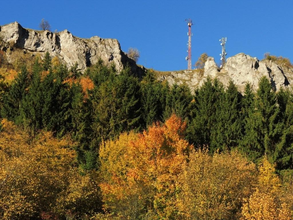 Vyšnokubínska Tupá skala 19 10 2012