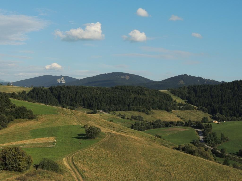 Chočské vrchy 29 08 2012