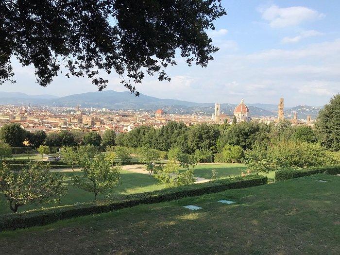 Toskánsko Florencia